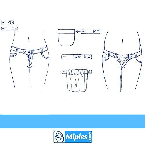 7f78dd6b6 Alargador de cintura para embarazadas
