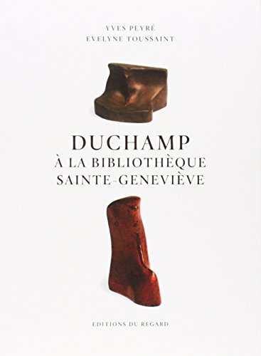 Duchamp à la bibliothèque Ste Geneviève