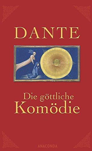 Buchcover Die göttliche Komödie