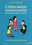 Education émotionnelle : de la maternelle au lycée