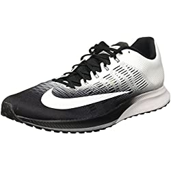 Nike Air Zoom Elite 9, Scarpe da corsa da uomo, Multicolor (Noir / discret / blanc), 43 EU