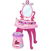 Smoby 024232 mirror c/stool and accessories princesses