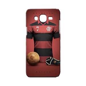 BLUEDIO Designer 3D Printed Back case cover for Samsung Galaxy A3 - G3508