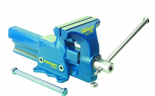 Durlach Magnat Classic Schraubstock 120 mm, 3040000120