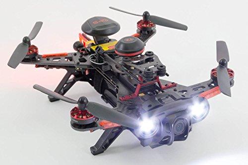 XciteRC 15003760 FPV Racing Quadrocopter oder Drohne Runner, 250 Advance RTF mit HD Kamera, GPS - 3