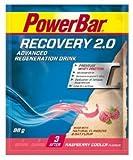 PowerBar Recovery 2.0Kaffeepads 10x 88g Himbeere