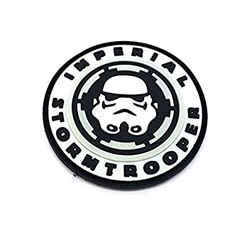 Imperial Stormtrooper Cosplay Airsoft PVC Patch