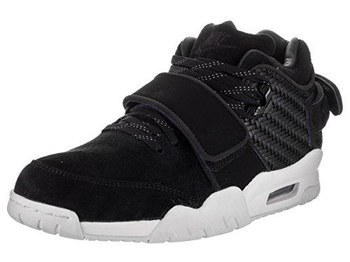Nike Men's Air TR. V. Cruz Black/Black/Summit White/Black Training Shoe 9.5 Men US
