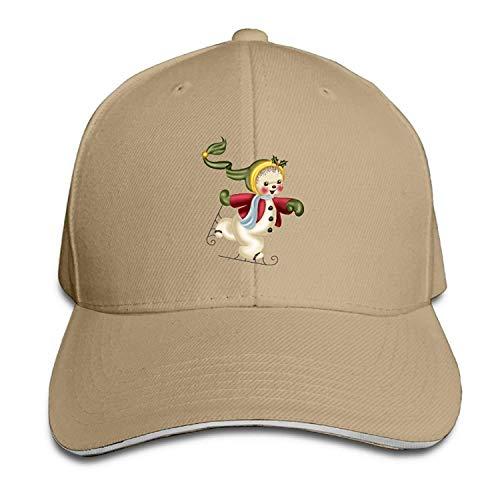 Jxrodekz Christmas Man cap Unisex Low Profile Baseball Hat WF6988