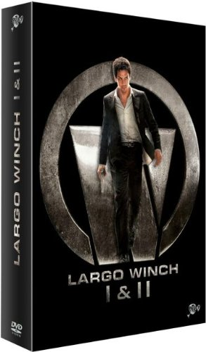 Largo Winch 1 + Largo Winch 2 - Coffret 2 DVD