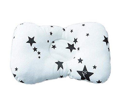 Preisvergleich Produktbild Neugeborene Baby Infant Kleinkind Kissen Schutz für Flach Kopf 32x 21cm G-star