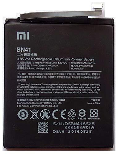 TPC - Bateria Original Xiaomi BN41 Xiaomi Redmi Note