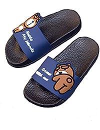 Chanclas de Playa y Piscina para Niños Suave Bañarse Sandalias Zapatillas para Niña ...