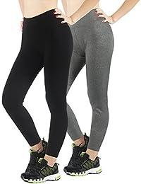 4How® Femme Sport Legging Pantalons Collants YOGA pour Courir Fitness (Liquidation totale)