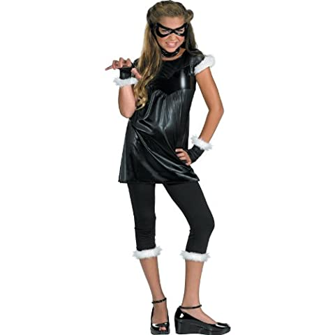 Disguise Inc - The Amazing Spider-man - Black Cat Girl Pre-Teen / Teen Costume by Disguise
