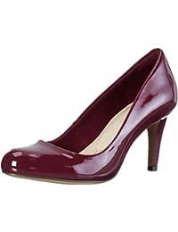 Clarks Carlita Cove, Zapatos de Tacón Para Mujer