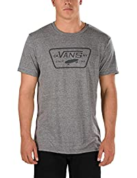 Vans Triblend Full Patch T-Shirt Herren