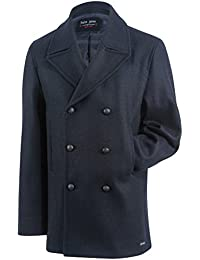 Saint James Men's Pea/Reefer Jacket 5728
