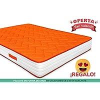Dreaming Kamahaus Orange Visco Plus Colchón, ...
