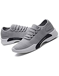 T-Rock Men's Sports & Running Shoes for Men & Boys - Casual,Walking,Running Shoes