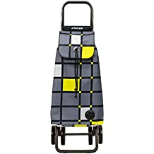 Rolser PAC059 - Carro Rolser Pack Cuadro MH Logic Dos+2 Marengo color Marengo