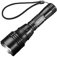 3000Lms super luminoso XML L2 LED subacquea Torcia subacquea lampada Torcia lampada impermeabile super-T6