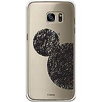 La Casa de Las Carcasas Carcasa Oficial Disney Mickey Trazos Samsung Galaxy S7 Edge