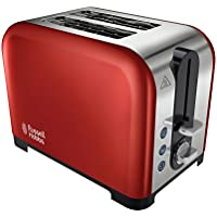 Russell Hobbs Canterbury 2-Slice Toaster 22391 - Red