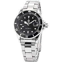 AMPM24 PMW111 - Reloj de Pulsera para Hombre, con Correa de Metal