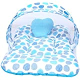 goodonestep baby mosquito net bed 0-12 months (blue)