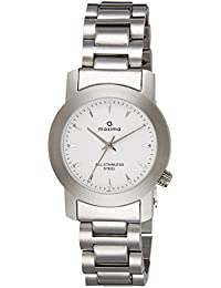 Maxima Attivo Analog White Dial Men's Watch - 04811CMGS