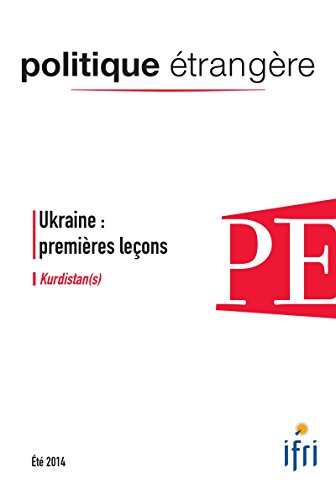 Ukraine : premires leons - Kurdistan(s) - Politique trangre 2/2014