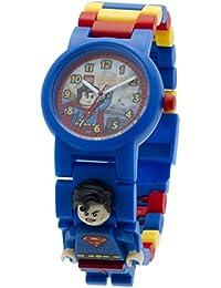 LEGO DC 9005619 - Reloj universe super heroes Superman