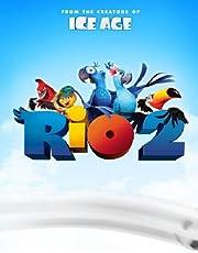 Rio 2 (Blu-ray 3D & Blu-ray) (2-Disc)