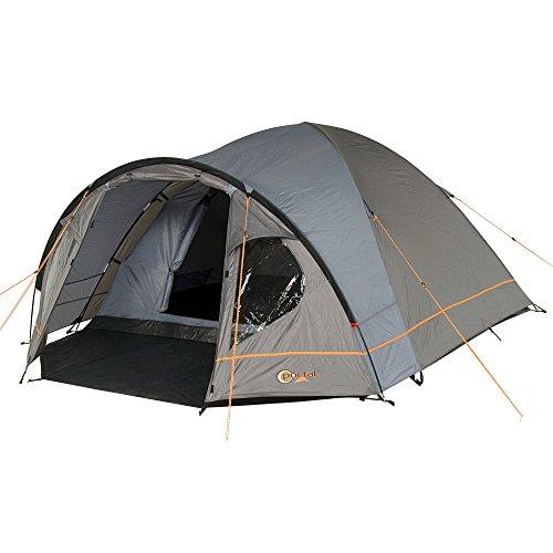 Portal Zeta 3 Campingzelt für 3 Personen Outdoor Kuppelzelt mit 4000 mm Wassersäule Familienzelt