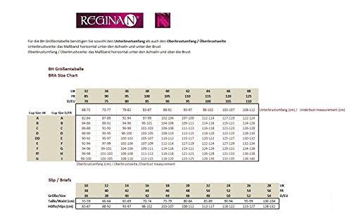 Regina N Eleganter Taillenstring mit Shape-Effekt in Gr. 40-50, Schwarz und Weiß Weiß
