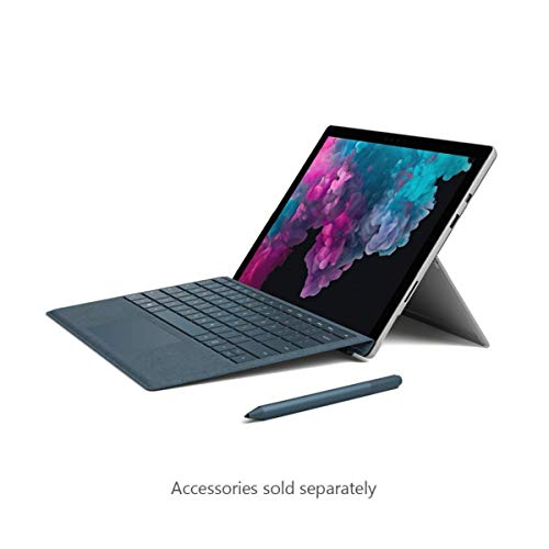 Microsoft Surface Pro 6 123 Inch Tablet - Silver Intel 8th Gen Core i5 8 GB RAM 256 GB SSD Intel UHD Graphics 620 Windows 10 Home