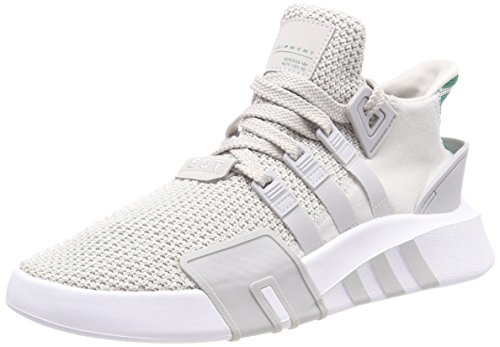 newest cb64e 7c4aa adidas EQT Bask ADV Chaussures de Fitness Homme, Gris (Grey OneSub Green