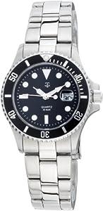 Reloj de mujer MTS n. 7402.4296 de cuarzo, correa de acero inoxidable color plata de MTS