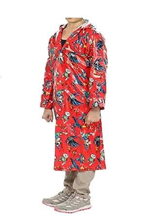 Krystle Kids PVC Printed Design Raincoat  Amazon.in  Clothing ... 2eb6c1cae