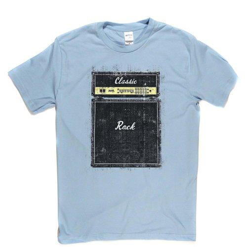 Classic Rock Fans Metal Music Genre T-shirt Himmelblau