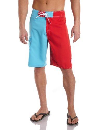 Vans - Boardshort - Homme Multicolore (Reinvent Red)