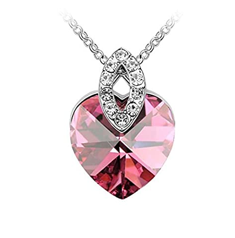 European And American Jewelry Crystal Necklace High - End Pendant