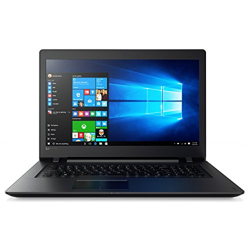 Lenovo 110-15IAP Notebook (15,6 Zoll) - Intel Quad Core - 4 x 2.50 GHz - 8 GB RAM - 128 GB SSD Festplatte - HDMI - Windows 10 Pro - Intel HD Grafik - DVD Laufwerk - HD-Webcam