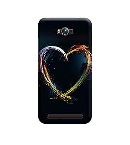 Ebby Premium Printed 3D Designer Back Case Cover For Asus Zenfone Max (Premium Designer Cae)
