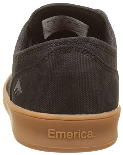 Emerica Herren the Romero Laced Black Grey Gum Skateboardschuhe Noir (Black Grey Gum 579)
