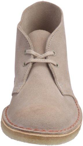 Clarks Originals Desert Boot, Boots femme Beige (Sand)