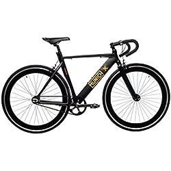 Moma Bikes Bicicleta Fixie Urbana, Fixie Munich Glam, Full ALU (Varias Tallas)