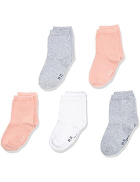 NAME IT, Calcetines para Bebés (Pack de 5)