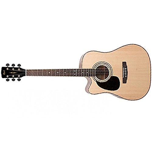 Cort-AD880CELHNAT-Left-Handed-Acoustic-Electric-Guitar-Natural